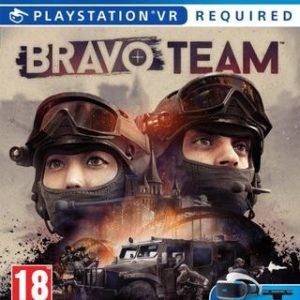 Bravo Team VR-Sony Playstation 4