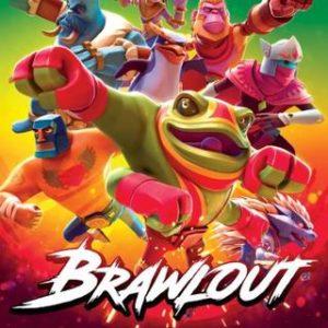 Brawlout-Nintendo Switch