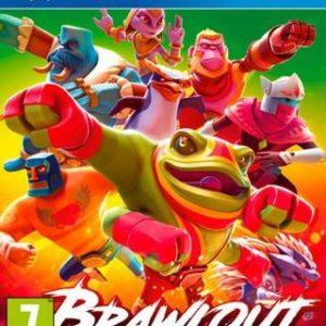Brawlout-Sony Playstation 4