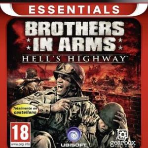 Brothers in Arms: Hell's Highway-Sony Playstation 3