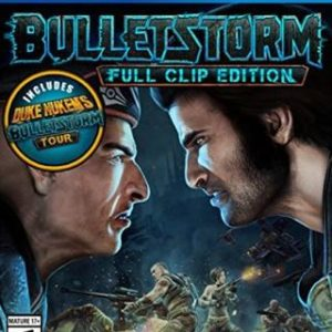 Bulletsorm: Full Clip Edition-Sony Playstation 4