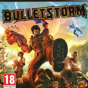 Bulletstorm-Sony Playstation 3