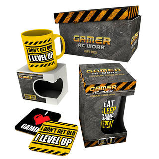 Caja Regalo Gaming-