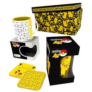 Caja Regalo Pikachu Pokemon-
