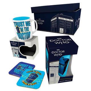 Caja Regalo Tardis Doctor Who-