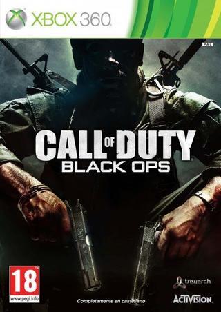 Call of Duty Black Ops-Microsoft Xbox 360