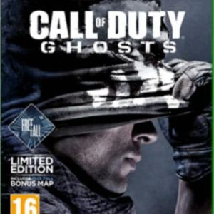 Call of Duty Ghosts-Microsoft Xbox One