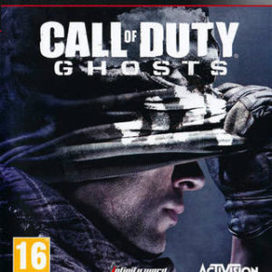 Call of Duty Ghosts-Sony Playstation 3