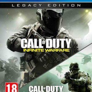 Call of Duty Infinite Warfare - Legacy Edition-Sony Playstation 4