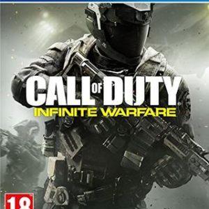 Call of Duty Infinite Warfare-Sony Playstation 4