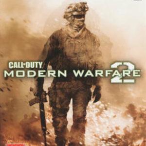 Call of Duty Modern Warfare 2-Microsoft Xbox 360