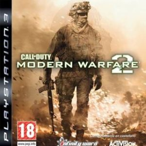 Call of Duty Modern Warfare 2-Sony Playstation 3