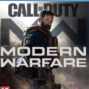 Call of Duty Modern Warfare-Sony Playstation 4