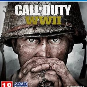 Call of Duty WW2-Sony Playstation 4