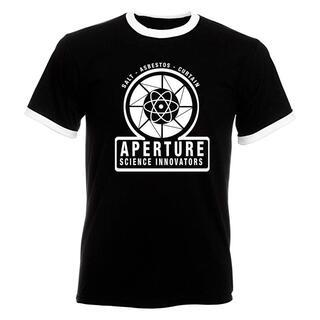 Camiseta Aperture Classic Portal 2-