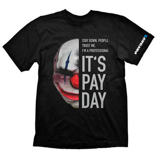 Camiseta Chains Mask Payday 2-