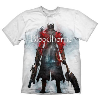 Camiseta Hunter Street Bloodborne-