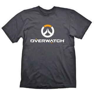 Camiseta Logo Overwatch-