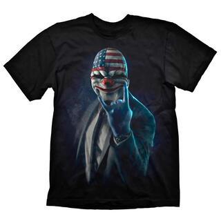 Camiseta Rock On Payday 2-