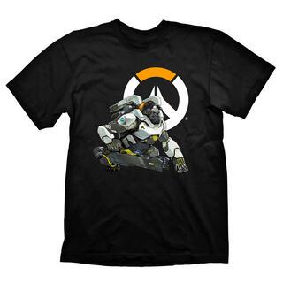 Camiseta Winston Logo Overwatch-