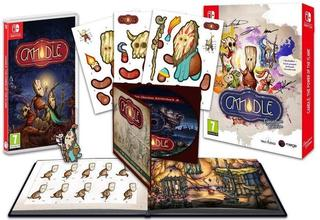 Candle: The Power of Flame Signature Edition-Nintendo Switch