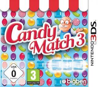 Candy Match 3-Nintendo 3DS