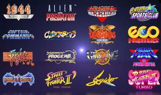 Capcom Home Arcade-Super Nintendo (SNES)