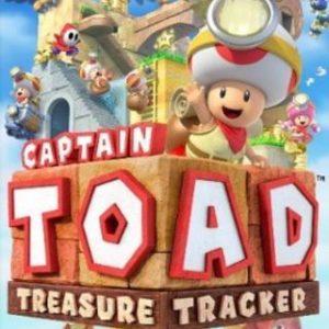 Captain Toad: Treasure Tracker-Nintendo Switch
