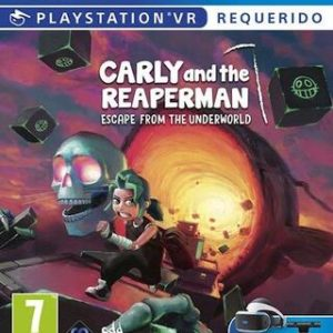 Carly and the Reaperman (VR)-Sony Playstation 4