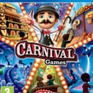 Carnival Games-Sony Playstation 4