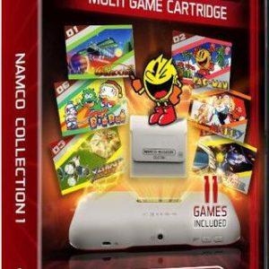 Cartucho Evercade Namco 1-Retro
