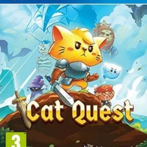 Cat Quest-Sony Playstation 4