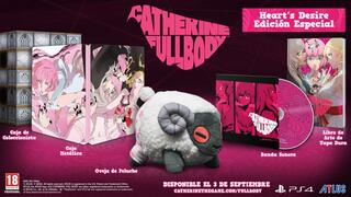 Catherine Full Body Heart's Desire Premium Edition-Sony Playstation 4