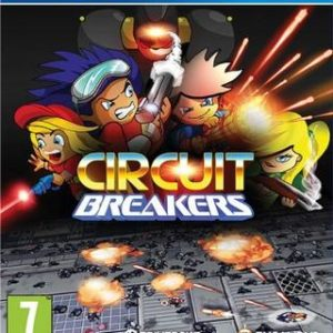 Circuit Breakers-Sony Playstation 4
