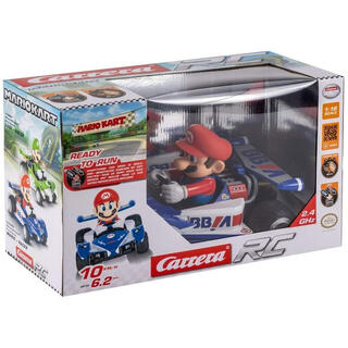 Coche Mario Kart Nintendo Circuit Special Mario-