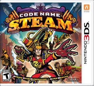Code Name: S.T.E.A.M.-Nintendo 3DS