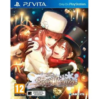 Code Realize Wintertide Miracles-Sony Playstation Vita