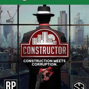 Constructor-Microsoft Xbox One