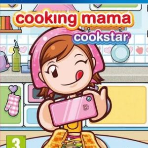 Cooking Mama Cookstar-Sony Playstation 4