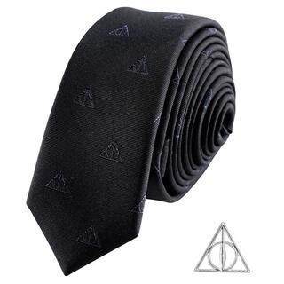 Corbata Deathly Hallows Harry Potter Deluxe-