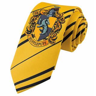 Corbata Hufflepuff Harry Potter Infantil-
