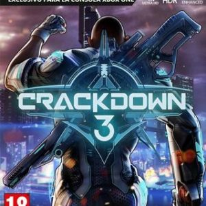 Crackdown 3-Microsoft Xbox One