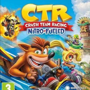Crash Team Racing Nitro Fueled-Microsoft Xbox One