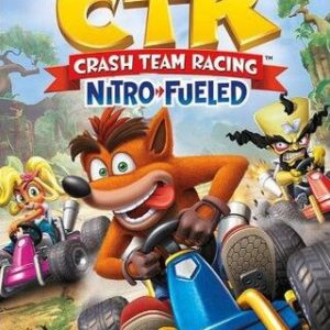 Crash Team Racing Nitro Fueled-Nintendo Switch