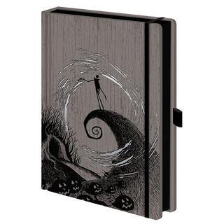 Cuaderno A5 Jack Pesadilla Antes de Navidad Disney-