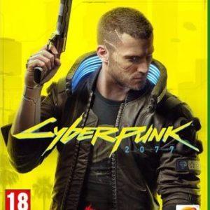 Cyberpunk 2077 (Day One Edition)-Microsoft Xbox One