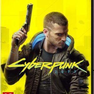 Cyberpunk 2077 (Day One Edition)-PC