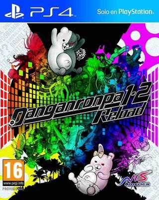 Danganronpa 1-2 Reload-Sony Playstation 4