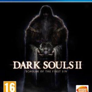 Dark Souls II: Scholar of the First Sin-Sony Playstation 4