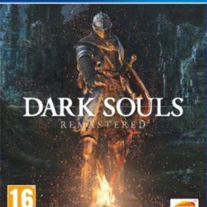 Dark Souls Remastered-Sony Playstation 4